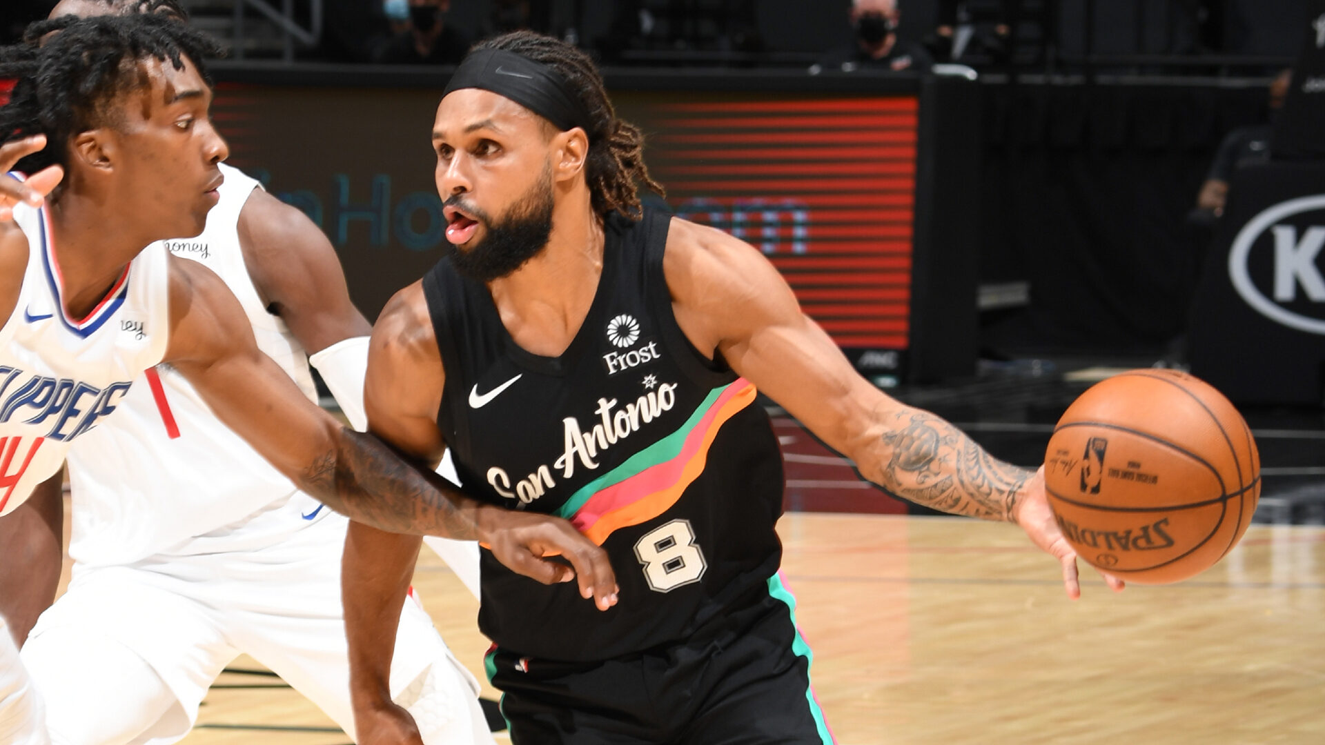patty mills clippers