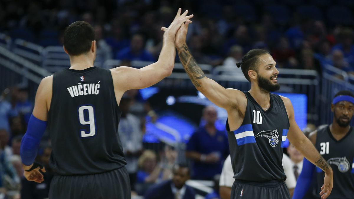 BIG DUO Vucevic - Fournier