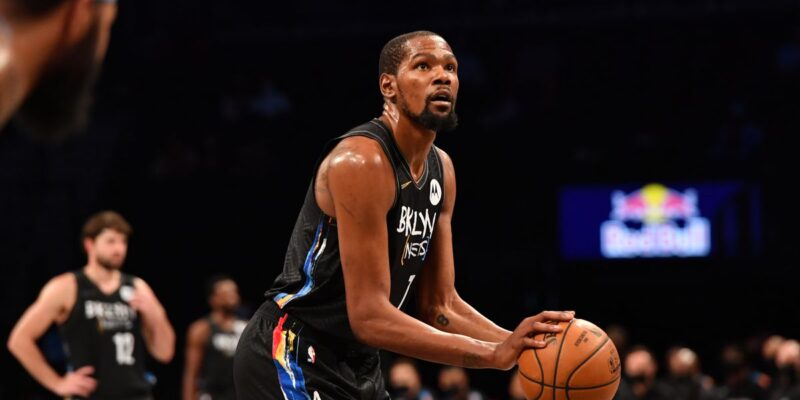 Kevin Durant - 33 punkty vs Suns