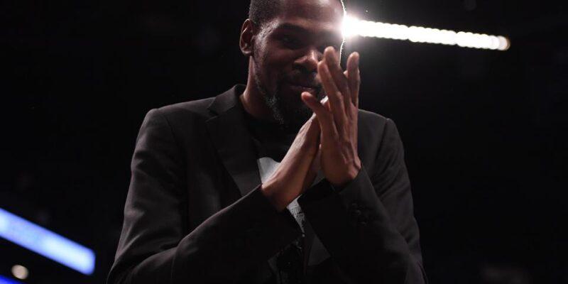Kevin Durant film - Two Distant Strangers
