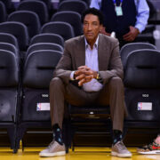 Scottie Pippen 2021