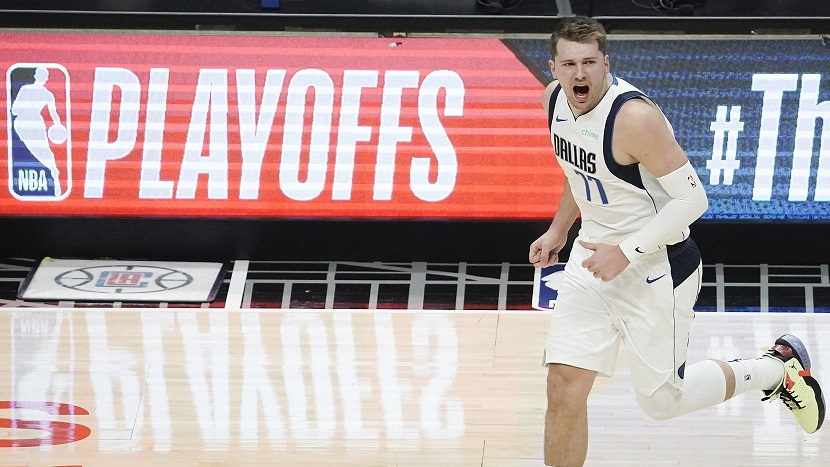 luka doncic dallas clippers playoffs 2021