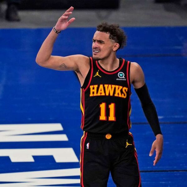 Trae Young Madison Square Garden