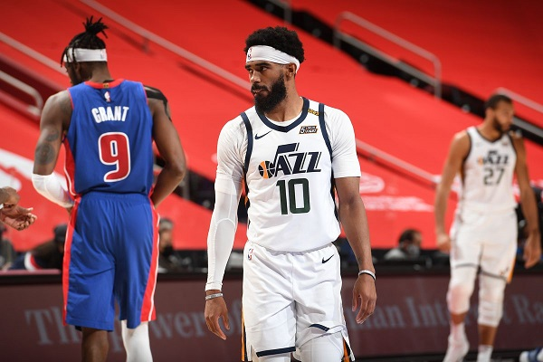 mike conley jazz 2021